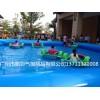 惠州充气水上游泳池充气滑梯租赁佛山充气皮筏艇租赁