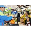 北京农贸市场专用智能收银秤 上海收银秤专用嵌入式二维码扫描器