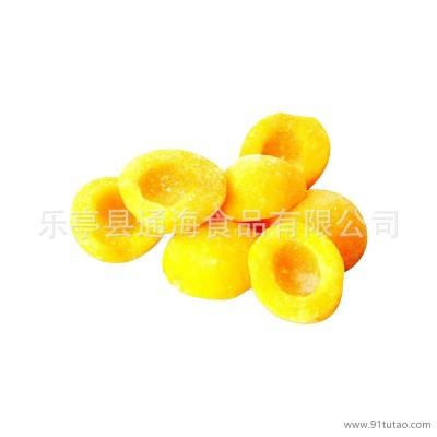 速冻黄桃瓣(5斤)
