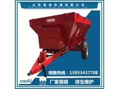 禹鸣机械撒肥车 农用撒粪车 农用施肥机械干湿粪便 可定制