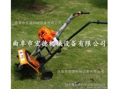 手扶式微耕机 农用小型除草松土耕种旋耕机 农业农用机械