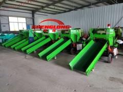 农用机械    农用器械   青贮打捆机    效率高产品机械  青贮打捆机视频