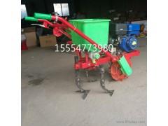 厂家直销新型德鑫DGB-40手扶小型大豆玉米播种机 家庭农场专用多功能种植机自走式施肥机