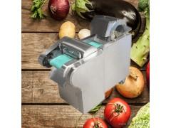 佳鑫省人工切药材机 商用660型切菜机 单相电根茎叶植物类快速切菜机