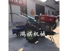 农用后悬式旋耕机硬土地犁地机农用工具手扶拖拉机
