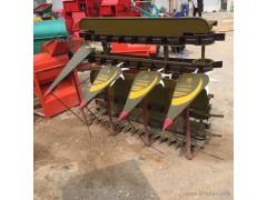 农用工具自走式小型收割机 农业机械设备 农用辣椒割晒机