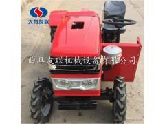 山东小型拖拉机耕田机 四轮拖拉机  农用工具