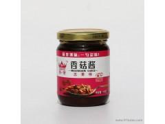 供应兴利香菇酱荆楚风味钟祥长寿之乡特产香菇酱招商加盟湖北品牌