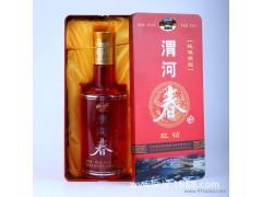 酒仙网合作白酒 厂家直销代理招商 渭春红钻酒批发 西北特产