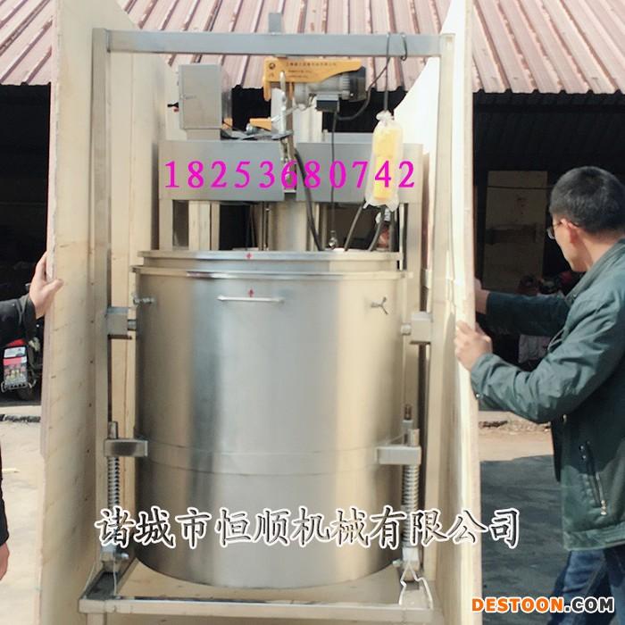 山茅野菜、云南特产新鲜野菜水芹菜榨汁机 冻干胡萝卜浆脱水机 浆渣分离设备