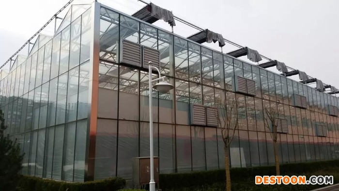 智能薄膜温室大棚 农业智能温室大棚 智能温室大棚价格