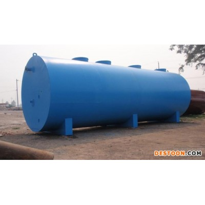 供应活禽屠宰污水处理设备