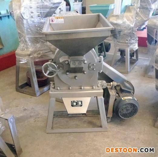 青海调味品不锈钢粉碎机 打调味品粉碎机价格 调味品粉碎机筛网