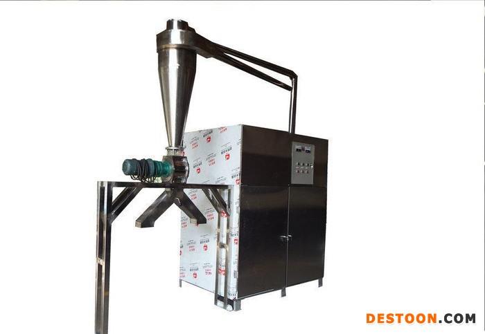 调味品粉碎机组 调味品粉碎机工作原理 调味品粉碎机组价格ZX