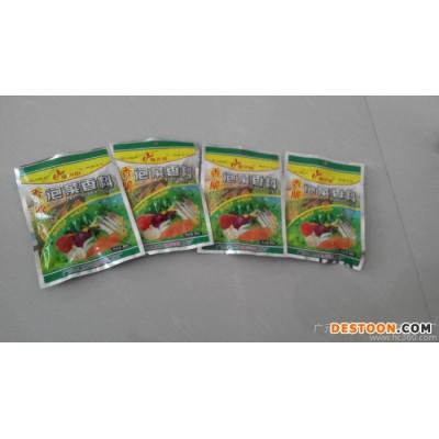 供应康兴园20克调味品 香脆泡菜香料 固体调味料1调味品批发