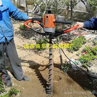 林业种植挖坑机设备,果树挖坑机低价出售, 款挖坑设备x7