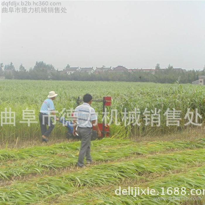 豆类收割机 型号齐全手推农作物割晒机 铺放整齐小地块稻麦割晒机