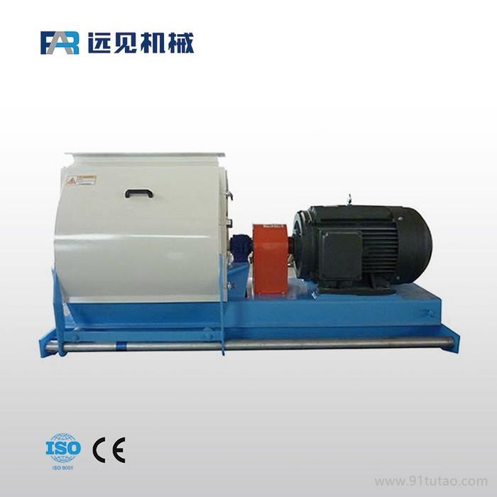 远见SFSP低电耗大豆粉碎机,豆类作物粉碎机,饲料粉碎设备