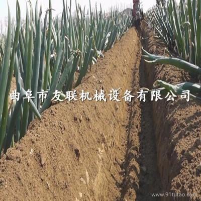 手扶大动力开沟起垄机 大葱姜蒜开沟机农田培土机