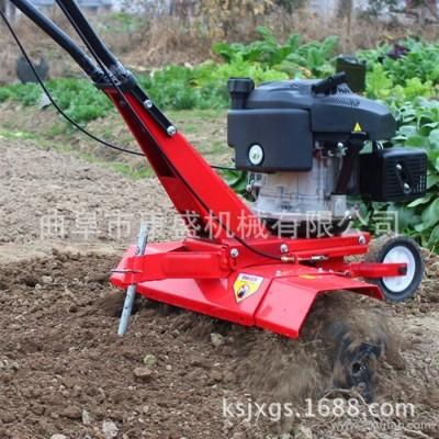 山东工厂低价促销批发农用除草旋耕机 葱姜蒜种植开沟机