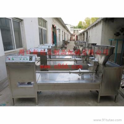 【创新机械】新创豆制品机械 供应豆腐卷机 素鸡机  豆制品加工设备