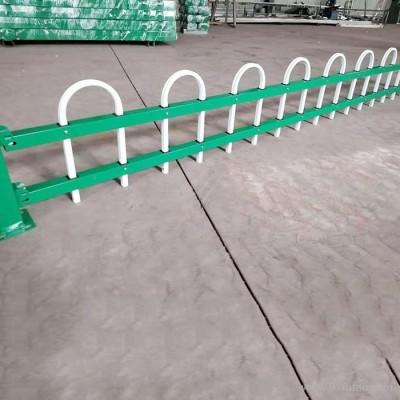 晔尔 草坪围栏 草坪护栏 草坪围栏  草坪道路护栏 pvc草坪护栏定做