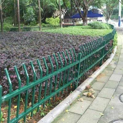 晔尔 草坪栅栏 草坪护栏 草坪围栏  草坪塑钢护栏 草坪护栏价格