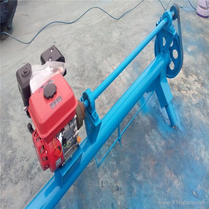 食品原料螺旋输送设备加工定制 电动螺旋提升机