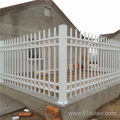德誉园艺护栏 园艺栏杆 小区栏杆 锌钢园艺护栏