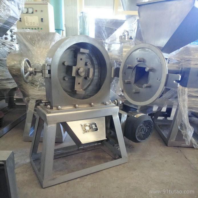 江苏香辛料不锈钢粉碎机 小型香辛料打粉机图片