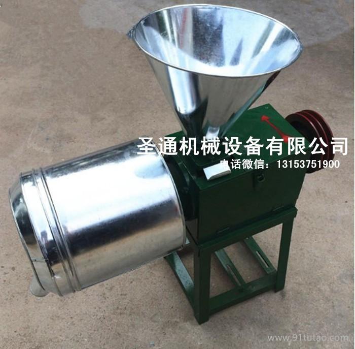 家用小麦磨面机 粮油作坊加工面粉机 玉米打面机