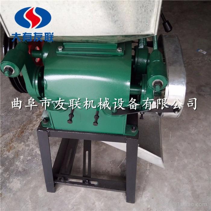 供应小型粮食加工机械 粮油店豆扁加工机械 燕麦小麦挤扁机价格