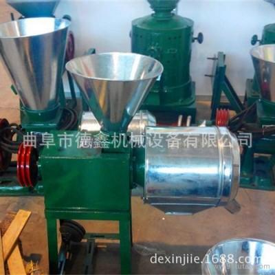 热销粮油加工设备 多功能小米面玉米加工设备 玉米杂粮磨面机