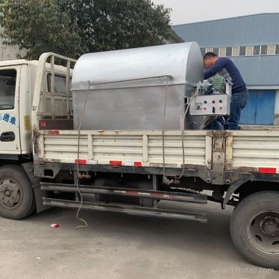 宏博 大型油料作物炒籽机 炒干果专用设备 芝麻炒货机