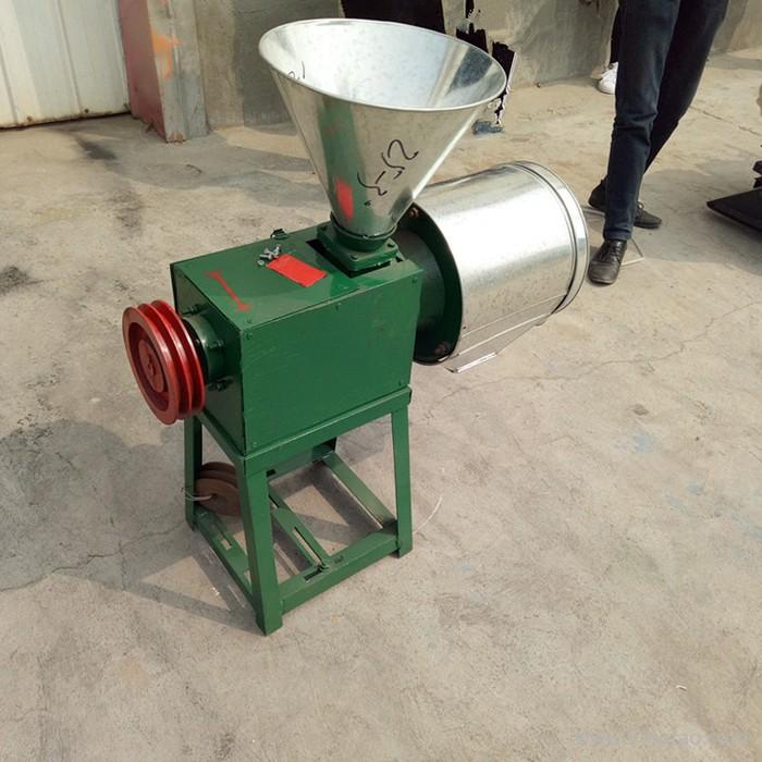 大功率油料作物磨粉磨浆机   白面加工机器