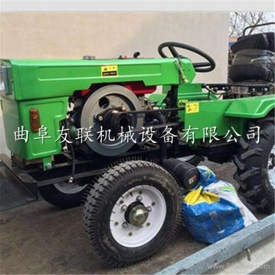 20马力四轮耕整机 可配各种农具 新款四轮旋耕机热销