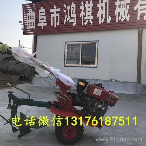 可配多种农具的旋耕机 好用不贵多功能旋耕机HQ