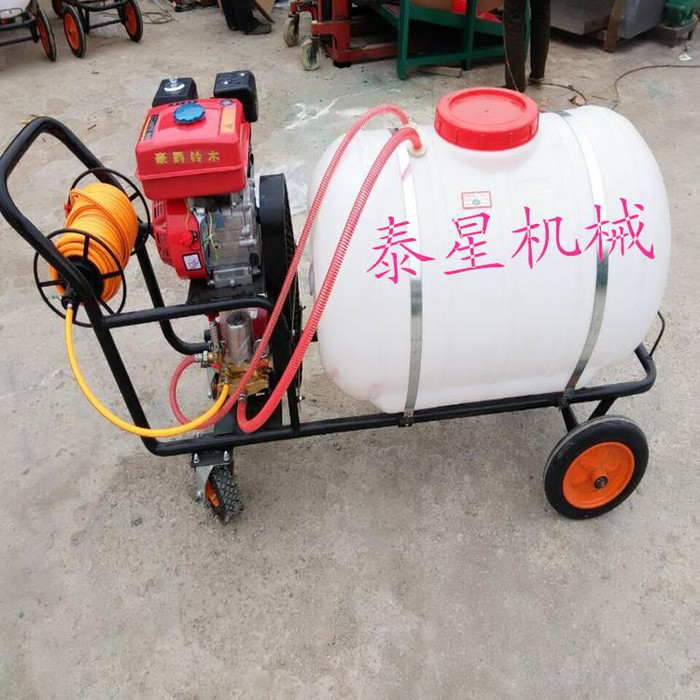 林业杀虫喷雾打药机价格 优质林业打药机机械