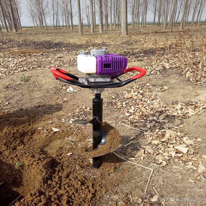 种植挖坑机 林业挖坑机  林业汽油挖坑机 挖坑机厂家