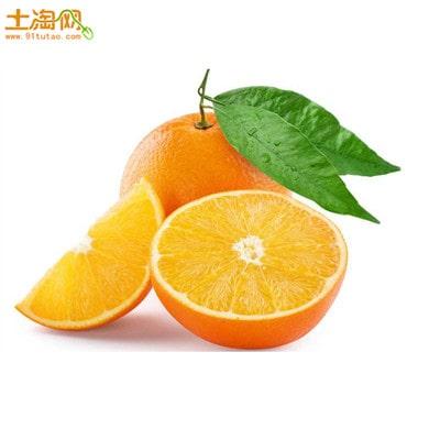 四川果冻麻橙脐橙当季水果现摘冰糖橙血橙手剥橙包邮10斤