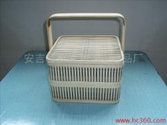 供应土特产竹篮包装各种特产包装竹篮来样定制特产竹篮