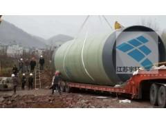 宁波地埋一体化污水泵站