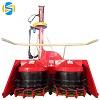 大型双圆盘式芦苇青贮机割台高效率悬挂式青储机割台