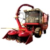 新型自走式圆盘青储机生产厂家犇牛籽粒破碎青储机价格