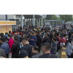 2019北京食品饮料展11月份在老国展火爆召开