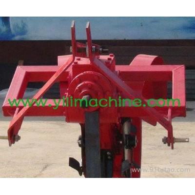 一力机械专业生产农业机械开沟机 双行开沟机 挖沟机