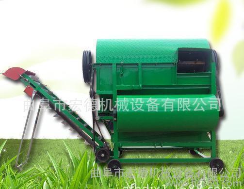 干湿两用花生秧果分离机大型农业机械 自动装袋摘果机