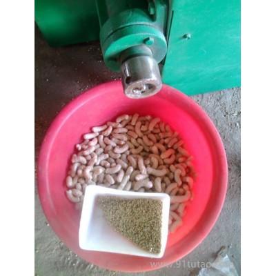 小型观赏鱼膨化机食品膨化 型号