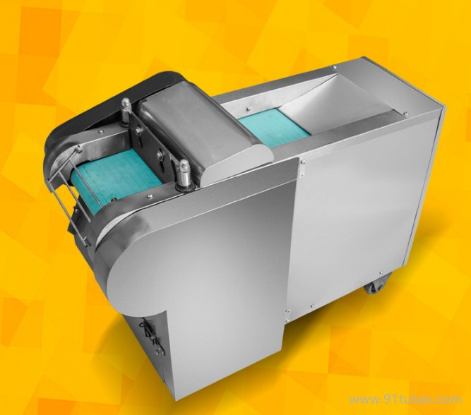 根茎类切菜机 小型切菜切丁机 304材质叶菜类切菜机