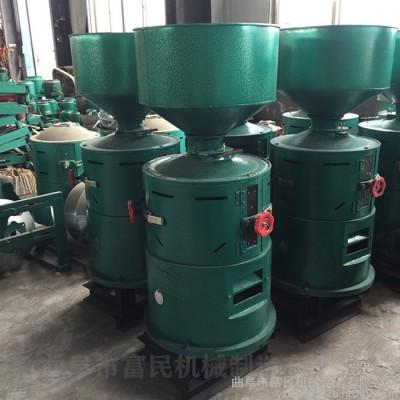 大米去皮碾米机-新型谷类碾米机-新型谷类碾米机价格-山东富民机械